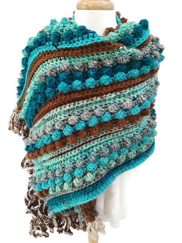 La Jolie Collection - Licorice Sweater Coat | Sultana's Crochet